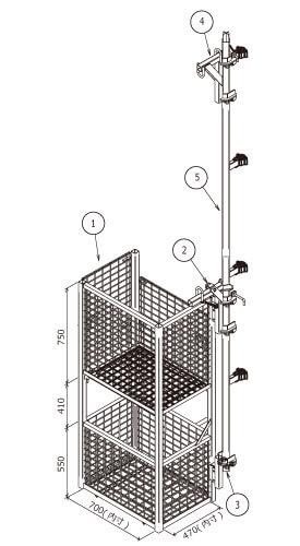 ランディングボックスのスペック説明用画像