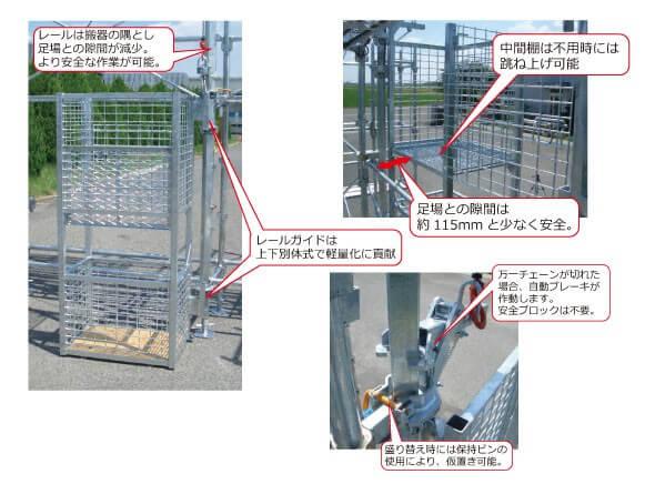 ランディングボックス特徴説明画像スライド2枚目