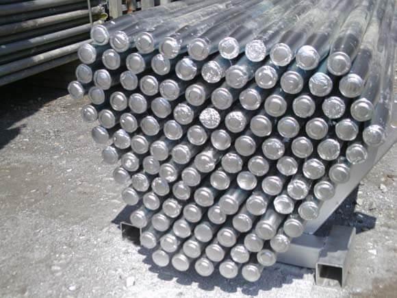鋼製杭商品スライド画像2枚目
