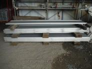 【中古品】安全鋼板H3.0m 1.2mm ガルバリウム鋼板商品スライド画像1枚目