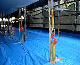 絶縁ロープ