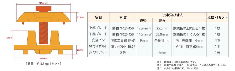 LPキャップ2型商品特徴写真1枚目