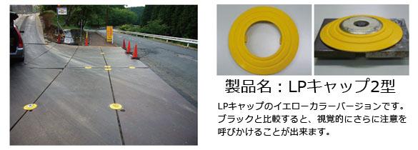 LPキャップ2型商品特徴写真2枚目