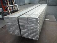 中古 鋼製足場板4M商品スライド画像1枚目