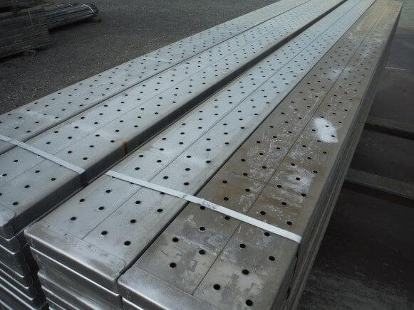 中古 鋼製足場板4M商品スライド画像4枚目