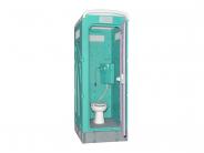 仮設トイレ 水洗式スライド画像1枚目